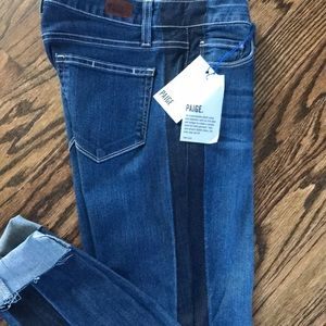 New with tags Paige jeans